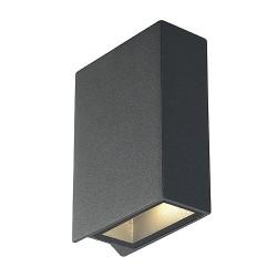 SCHRACK TECHNIK LI232475 QUAD UP/DOWN , Vonkajšie nástenné svietidlo