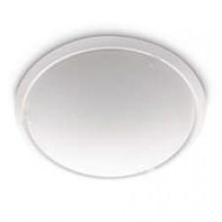 Massive - Philips Canvas ceiling lamp white 1x60W 230V- 77050/31/16 stropné svietidlo