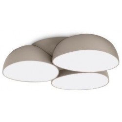 Philips In Style Stonez ceiling lamp grey 12x2.5W SELV 40829/87/16 stropné svietidlo