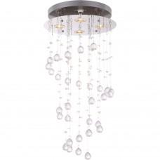 Globo Stropné svietidlo  ST. TROPEZ 68595-4, LED GU10 4x 5W, 3000K