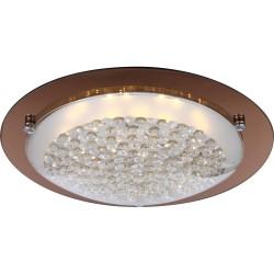Globo  Stropná svietidla TABASCO 48264, LED 18W, 1350lm, 3100K