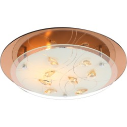 Globo AYANA 40413-2, 2x E27 40W, Stropné svietidlo