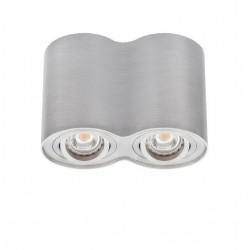 Kanlux BORD DLP-250-AL Prisadené bodové svietidlo- 22553