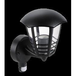 Rábalux 8578 Marseille vonkajšia lampa so senzorom, E27/ 1x max. 60W, IP44