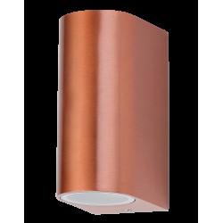 Rábalux 8100 Chile vonkajšia lampa, GU10/ 2x max. 35W, IP44