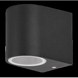 Rábalux 8029 Chile vonkajšia lampa, GU10/ 1x max. 35W, IP44