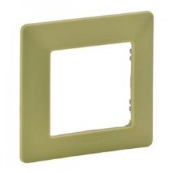 Legrand Valena Life - Jednoduchý rámik, zelená - 754081