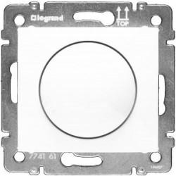 Legrand Valena - Otočný stmievač 40 - 400W, biela - 770061