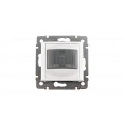 Legrand Valena Life - Automatický spínač s detektorom pohybu pre žiarovky a halogénky 230V - 60-300W, biela - 774228