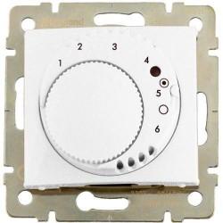 Legrand Valena - Termostat pre podlahové vykurovanie, biela - 770091