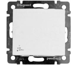 Legrand Valena - Striedavý prepínač č.6 - IP44, biela - 774206