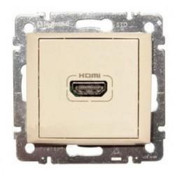 Legrand Valena - Zásuvka HDMI typ A, v1.3, béžová - 774185