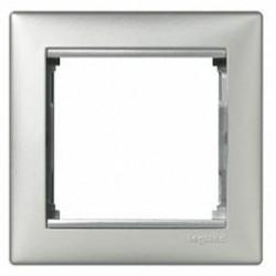 Legrand Valena - Jednoduchý rámik, hliník - 770151