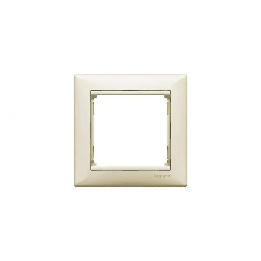 Legrand Valena - Jednoduchý rámik, béžová - 774351