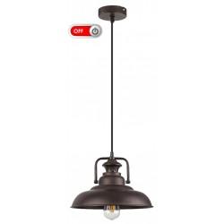 Rábalux KYLE 2930 Závesné svietidlo, E27 max. 60W