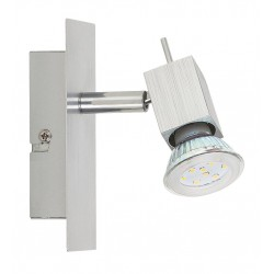 Rábalux AGATA 6757 spot,nástenné, GU10 LED 5W (400lm, 3000K)