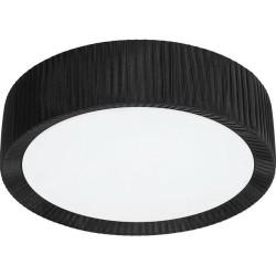 Nowodvorski 5347 ALEHANDRO black ø35cm, stropné svietidlo