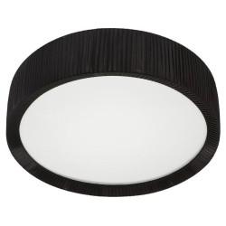 Nowodvorski 5350 ALEHANDRO black ø70cm, stropné svietidlo