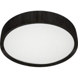 Nowodvorski 5351 ALEHANDRO black ø100cm, stropné svietidlo