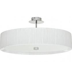 Nowodvorski 5344 ALEHANDRO white ø55cm, stropné svietidlo