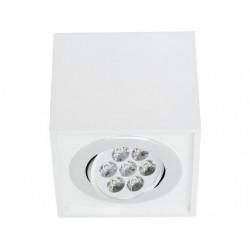 Nowodvorski 6422 BOX LED 7W, biele, stropné