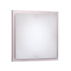 Nowodvorski 4978 OSAKA square white L, nástenné/stropné svietidlo