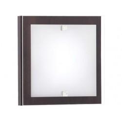 Nowodvorski 3765 KYOTO wenge XS, nástenné/stropné svietidlo