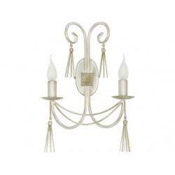 Nowodvorski 4981 TWIST white, nástenné svietidlo
