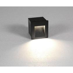 Nowodvorski 6907 STEP LED graphite, vstavané LED svietidlo, IP44