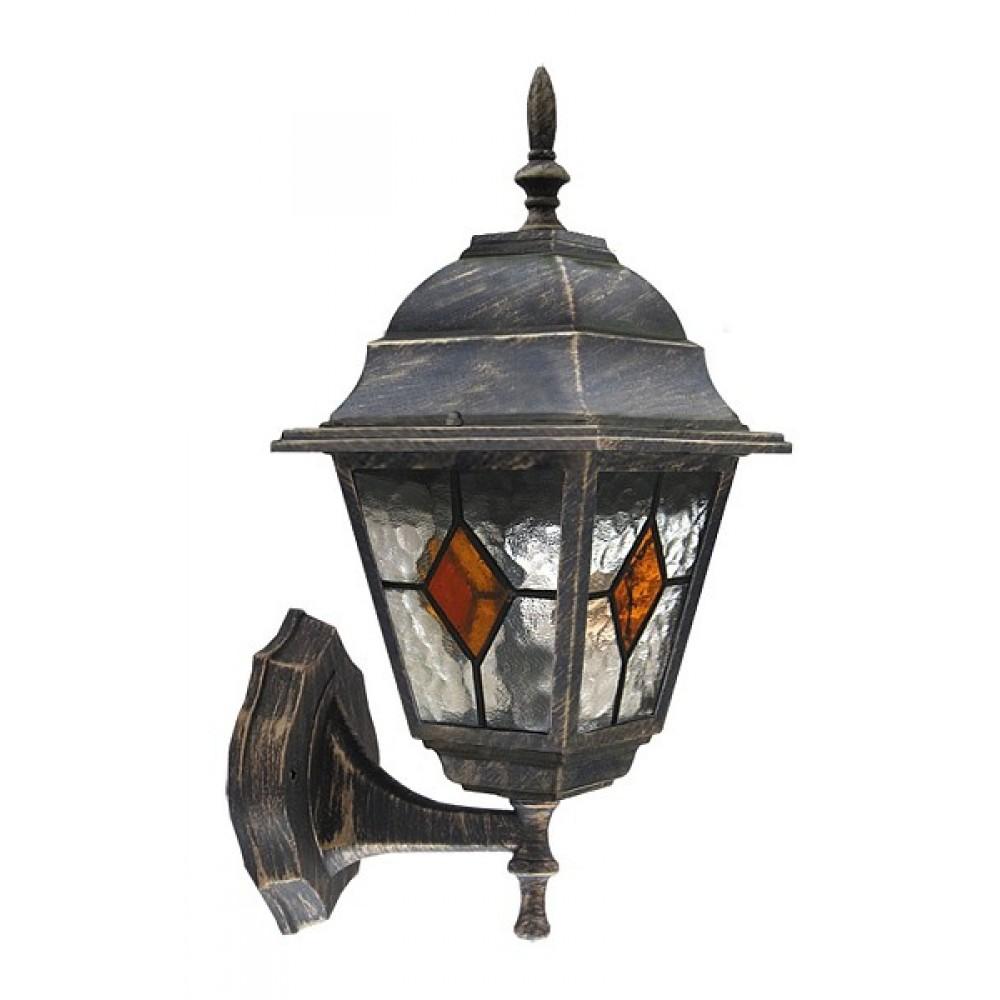 Rábalux 8182 Monaco, nástenná lampa, vonkajšia, smerujúca nahor