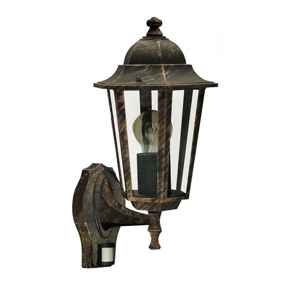Rábalux 8218 Velence, nást. lampa, vonkajšia, so senzorom