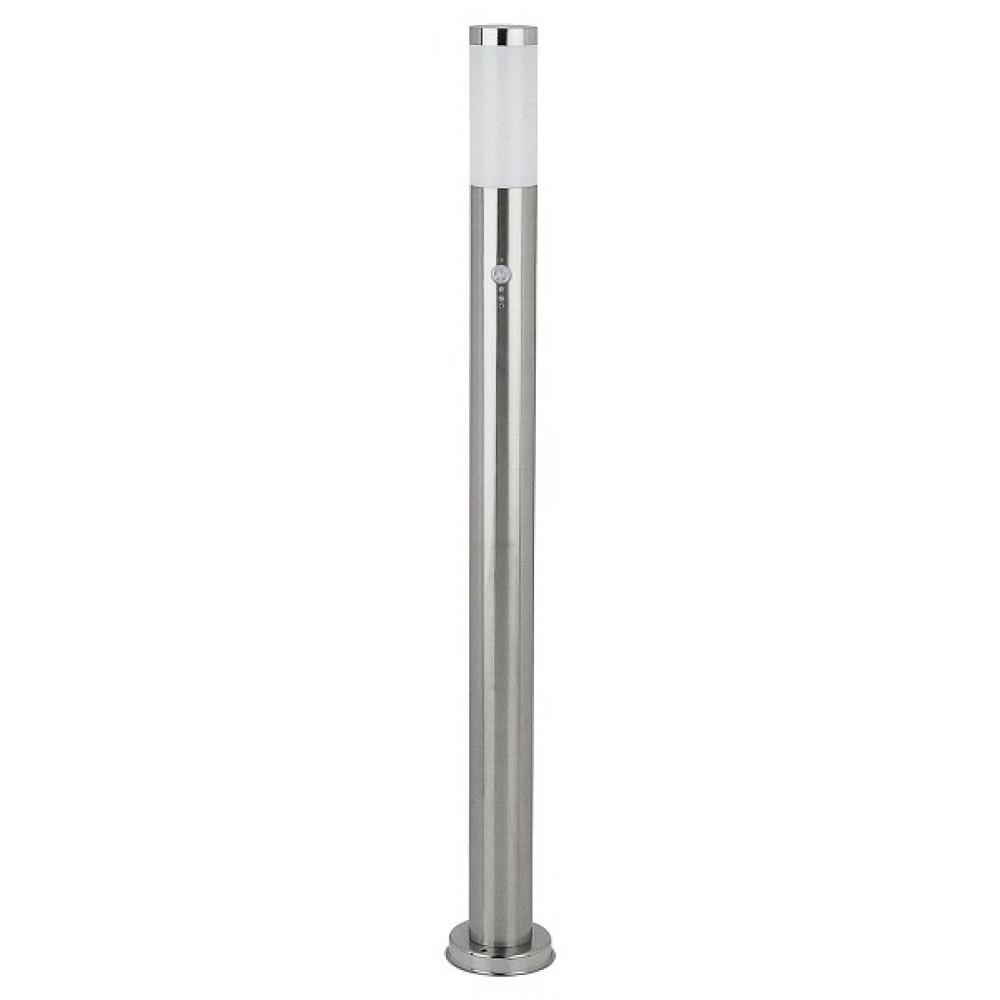 Rábalux 8268 Inox torch, stojacia lampa, vonkajšia, so senzorom pohybu