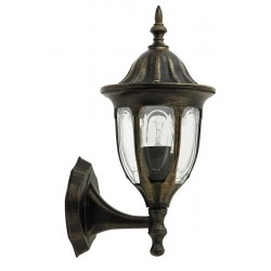 Rábalux 8372 Milano, nástenná lampa, vonkajšia, smerujúca nahor