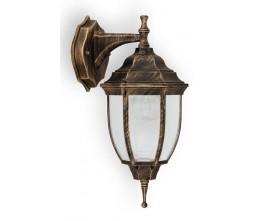 Rábalux 8451 Nizza, nástenná lampa, vonkajšia, smerujúca nadol