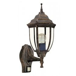 Rábalux 8458 Nizza, nást. lampa, vonkajšia, so senzorom