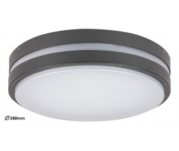Rábalux 8848 HAMBURG Vonkajšie stropné svietidlo