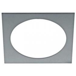 Schrack Technik LID11016 Lima zápustný rám, štvorcový, šedý