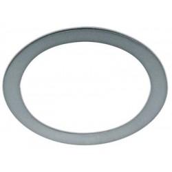 Schrack Technik LID10391 Lima zápustný rám, kruhový, šedý