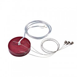 Schrack Technik  LI133816  MEDO PRO suspension set, ruby
