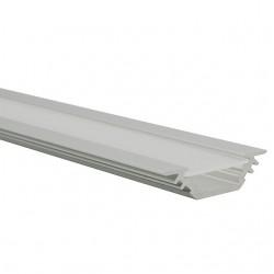 Kanlux 19164 PROFILO E  , profily pre lineárne LED  moduly, hliník