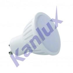 Kanlux  TOMI LED3W GU10-CW Svetelný zdroj LED (nepriama náhrada kódu 19260,19270)- 22703