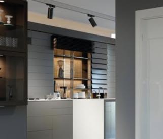 Lištové systémy na svietidlá: Vytvorte si doma galériu